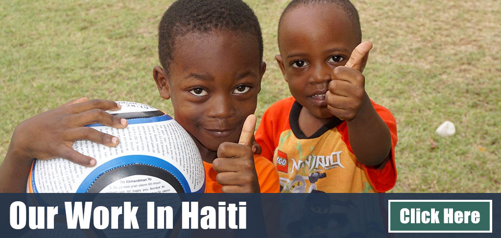 Our Work in Haiti