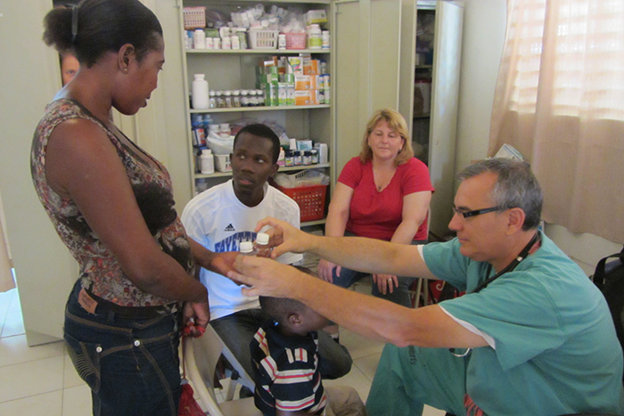 Mission of T.E.A.R.S. Provides Opportunities for talented and professionals to work in Haiti